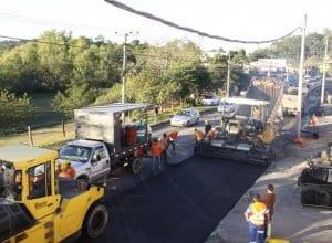 Investimento para a revitalização de 3.885 metros da Rua Bahia é de R$ 8,5 milhões (Marcelo Martins)
