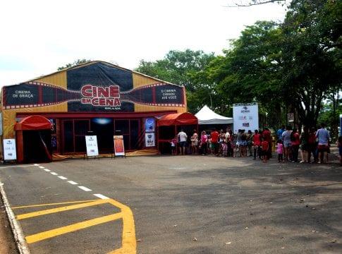 Cine em Cena Brasil (Assessoria)