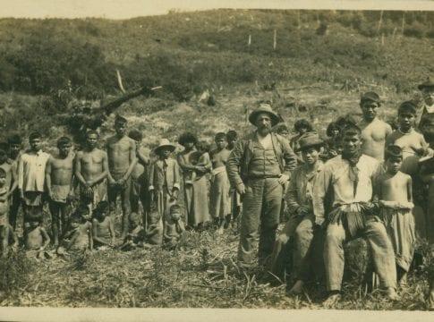 Índios eram caçados pelos bugreiros