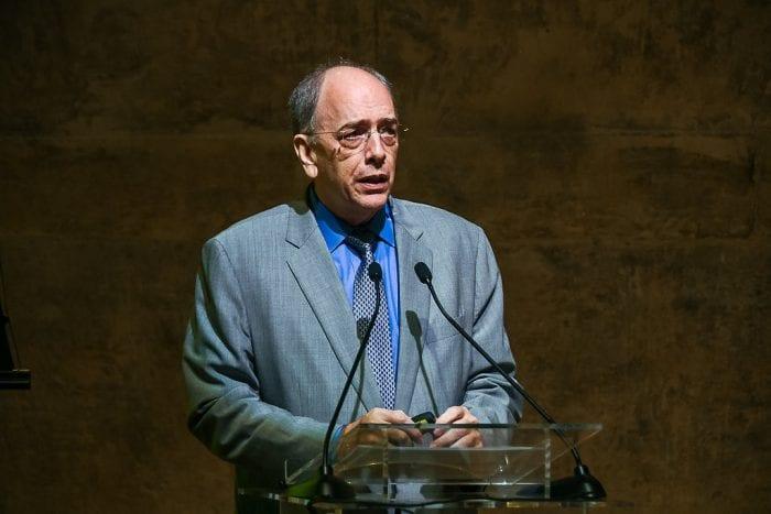 Presidente da Petrobras, Pedro Parente (FGV)