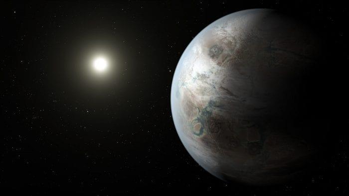 Planeta primo! Vida fora da terra?