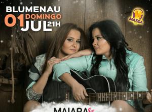 Norte Shopping recebe show de Maiara & Maraísa em julho