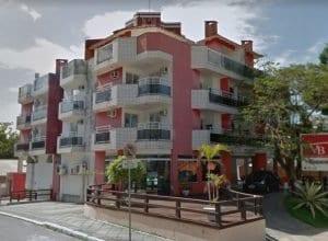 Cinco pessoas são mortas em apart-hotel em Florianópolis (Google Maps)
