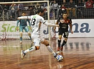 Blumenau Futsal na Liga Nacional (Sidnei Batista)