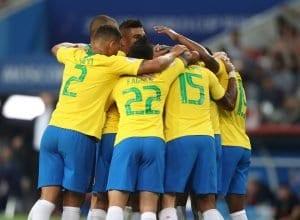 Sonho do hexa da seleção brasileira foi adiado (CBF)