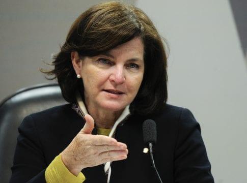 Procuradora-geral da República, Raquel Elias Ferreira Dodge (Marcos Oliveira/Agência Senado)