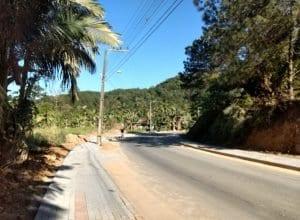 Investimento da Prefeitura na pavimentação de 700 metros da via é de cerca de R$ 850 mil