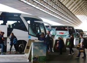 Tarifas do transporte intermunicipal de passageiros sofrerá um reajuste médio de 4,99% (Julio Cavalheiro / Secom)