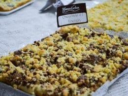 30 padarias do município oferecEM cucas a preços promocionais (Michele Lamin - PMB)
