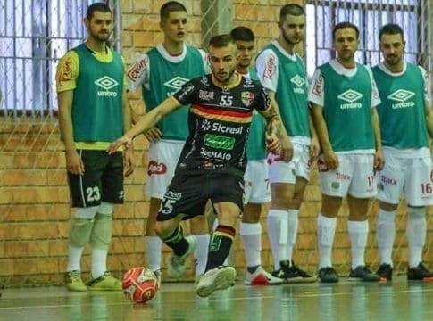 Blumenau Futsal vence o Concórdia Futsal no Oeste f3d2d17108d76