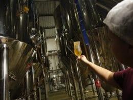 Cerveja Blumenau comemora dois anos de fábrica no dia 22 de setembro (Daniel Zimmermann)