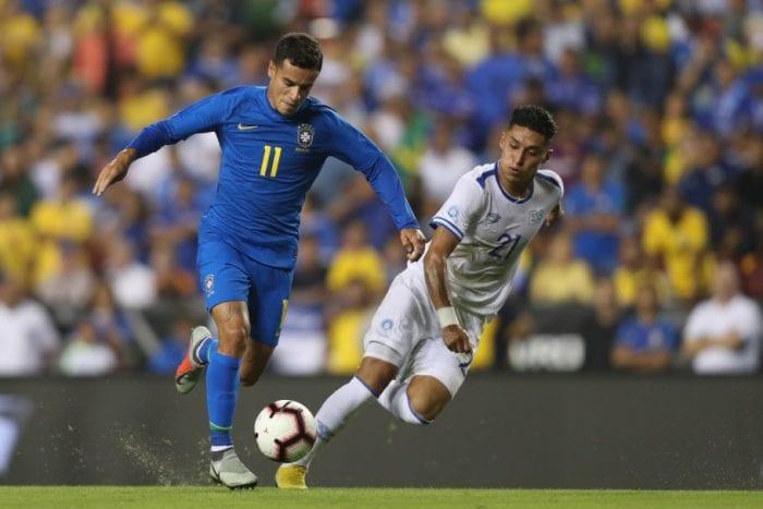 Brasil goleia El Salvador ( Lucas Figueiredo/CBF)