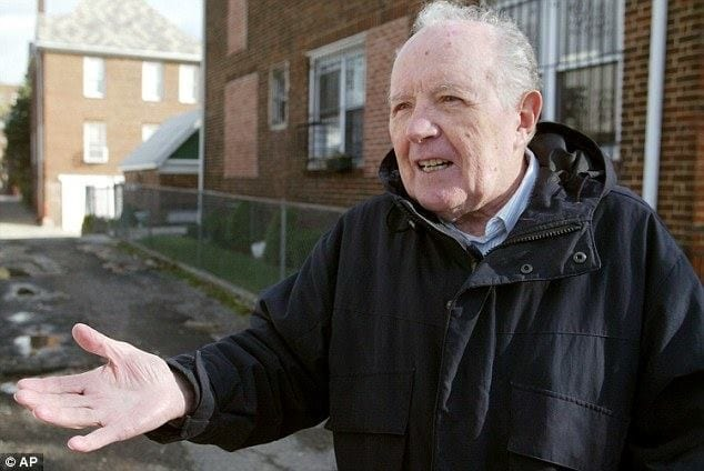 NAZISTA DEPORTADO - Jakiw Palij (foto em 2003), 95 anos, que morava em Nova York, foi preso e deportado pelas autoridades de imigração dos EUA, informou a Casa Branca na terça-feira, (21/08/2018).