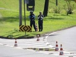 Radares são utilizados para fiscalização diariamente - foto de Marcelo Martins