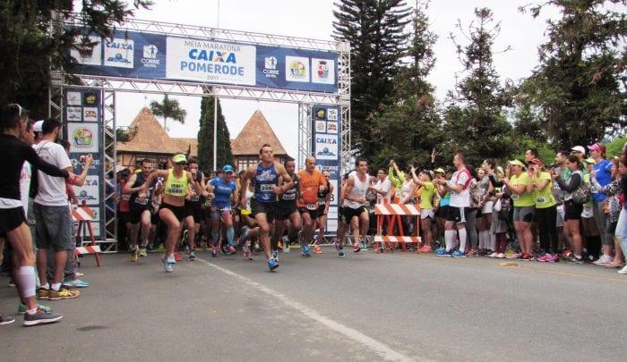 Inscrições para Meia Maratona de Pomerode encerram nesta sexta-feira (12)