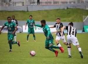Metropolitano sofre derrota em casa para o Figueirense (Bruno Vicentainer)