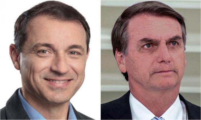 Comandante Moisés e Bolsonaro
