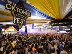 Oktoberfest Blumenau nesta sexta-feira - foto de Clio Luconi