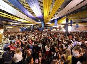 Oktoberfest Blumenau nesta sexta-feira (Clio Luconi Fotografias)