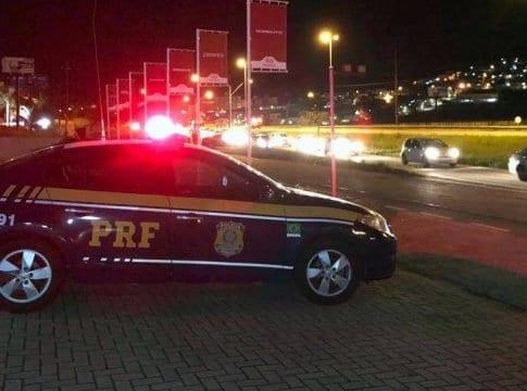 Operação da Polícia Rodoviária Federal (PRF/SC)