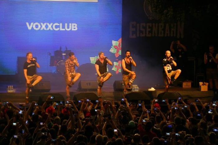 voXXclub, o grupo alemão queridinho dos blumenauenses (Giovanni Silva)