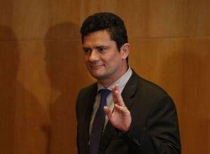 Juiz federal Sergio Moro (Hedeson Alves/EFE/Direitos Reservados/Agência Brasil)