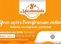 8ª Macarronada Beneficente