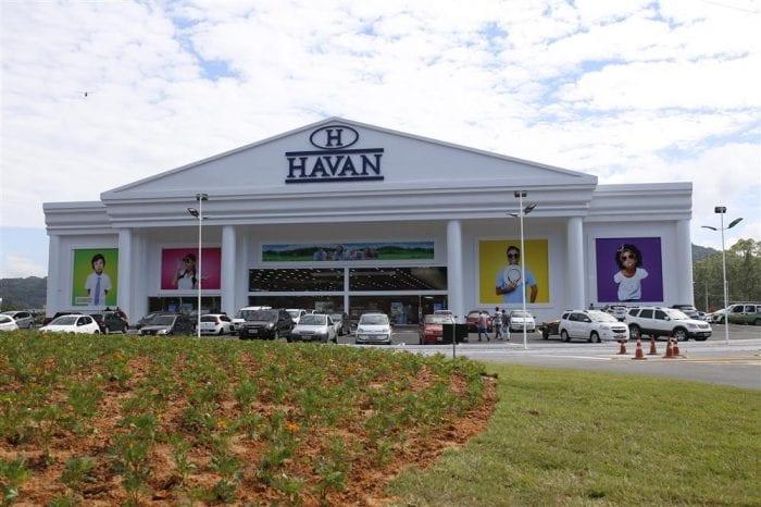 Loja Havan de Gaspar (Havan)