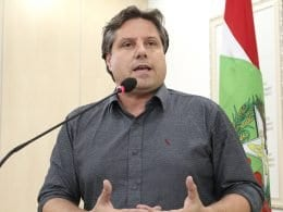 Vereador Marcelo Lanzarin é eleito presidente da Câmara (Jessica de Moraes - CMB)