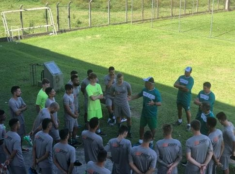 Metropolitano abre pré-temporada para Estadual 2019 (CA Metropolitano - PMB)
