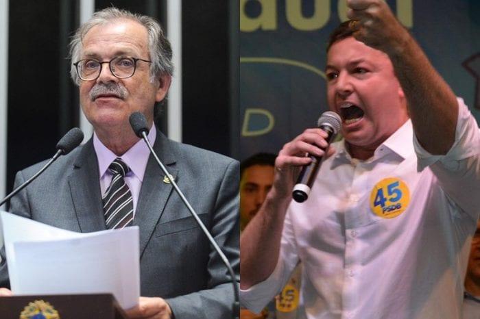 Dalírio Beber e Napoleão Bernardes