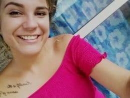 Érica Pereira, de 16 anos, morta nesta quinta-feira