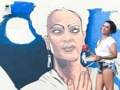 Bianca Mayara Wachholz foi morta com um tiro na cabeça em Blumenau