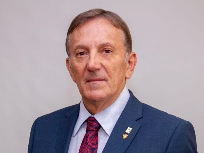 General da Reserva Floriano Peixoto Vieira Neto, novo secretário-geral da Presidência de República Federativa do Brasil.