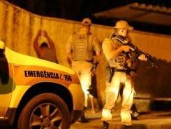 Polícia Militar em Blumenau - foto de PMSC