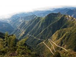 Serra do Rio do Rastro - foto do Governo de Santa Catarina