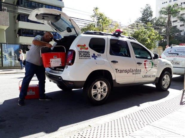SC Transplantes - foto de Paulo Goethe/SES
