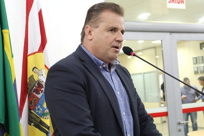 Vereador Jovino Cardoso - foto de Jessica de Morais CMB
