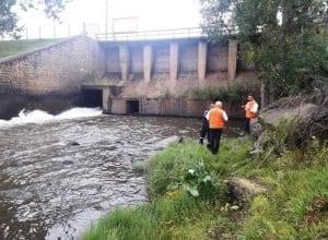 Barragens do estado passam por visita técnica para identificação de riscos em março - foto da Defesa Civil/SC