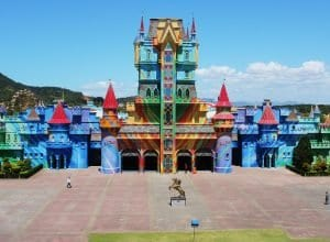 Castelo do Beto Carrero World