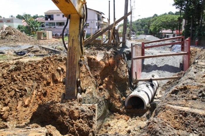 Nova drenagem na Rua General Osório resolverá recorrente problema de alagamentos da região