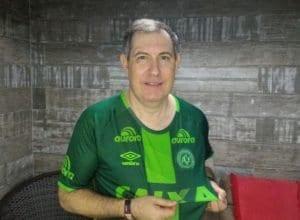 Sobrevivente na tragédia da Chape, Rafael Henzel morre após infarto