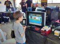 IFC Camboriú terá encontro de colecionadores de videogames e computadores antigos - foto de Luciano Scharf