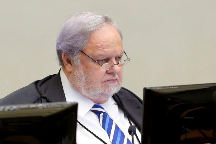 Ministro Félix Fischer, relator do processo de Lula na Quinta Turma do Superior Tribunal de Justiça - foto de Sérgio Lima/STJ
