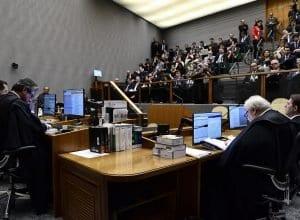 Quinta turma do Superior Tribunal de Justiça reduz pena de Lula - foto de Gustavo Lima/STJ