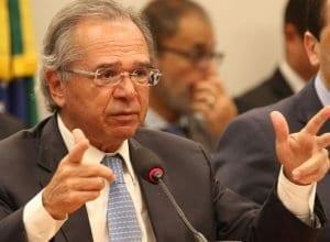Ministro da Economia Paulo Guedes - foto de Fabio Rodrigues Pozzebom/Agência Brasil