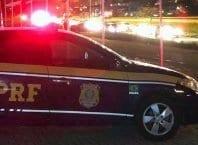 Operação da Polícia Rodoviária Federal - foto da PRF