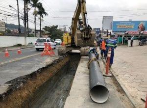 Motoristas precisam redobrar atenção no trecho entre a Paróquia Santo Antônio e Terminal do Fortaleza