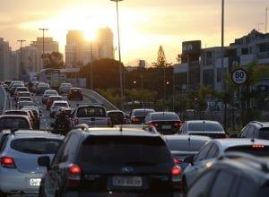 Os acidentes de trânsito são a segunda maior causa de mortes externas no país - foto de Fernando Frazão/Agência Brasil