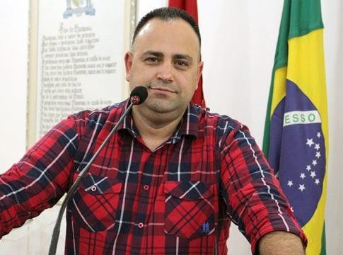 Vereador Adriano Pereira
